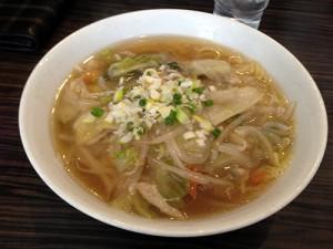 龍頭 広東麺